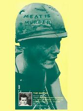 "The Smiths MEAT IS MURDER 16"" x 12"" Photo Repro Promo  Poster2"