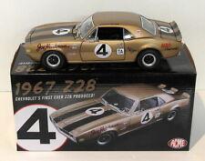 Acme1/18 Scale A1805703 - 1967 Chevrolet Camero Z28 - Joe Heishman