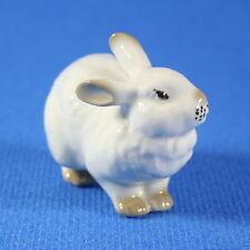 "Rabbit ""Ushastik"" Figurine Lomonosov Porcelain Russia LFZ"