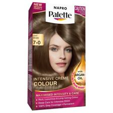 Napro Palette 7.0 Light Brown  Healthy Shine, 100% Grey Coverage