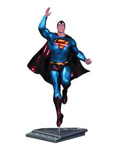 Superman The Man of Steel Statue Frank Quitely 692/5200 DC Collectibles SEALED