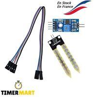 YL-69 Capteur et HC-38 Module Hygromètre détection humidité Arduino - TimerMart