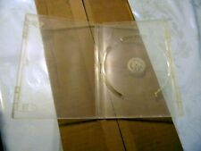 DVD Cases, Wholesale Lot of 90, Clear
