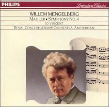 Mahler: Symphony No. 4 (CD, Philips)