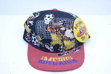 Vintage Adidas 1996 Mexico's Club CM America Authentic Soccer Snapback Hat