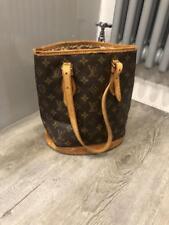 Bolsa De Cubo Louis Vuitton Monograma