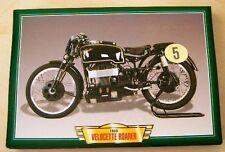 VELOCETTE ROARER 1939 500 course de moto vintage moto années 1930 photo print