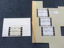 British Airways Concorde Last Flight Supply Stickers G-BOAG JFK-LHR 24.10.03