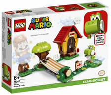 New ListingLego Super Mario: Mario's House & Yoshi Expansion Set (71367)