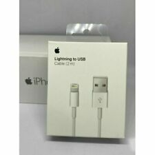 2m Genuine Fast Apple iPhone 6S 7 8 Plus iPad Lightning USB Data Charging Cable