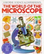 The World of the Microscope (Science & Experiments Series)-ExLibrary
