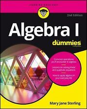 Algebra I For Dummies (For Dummies (Math & Science))