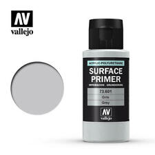 VALLEJO AIRBRUSH PAINT - MODEL AIR - SURFACE PRIMER GREY 60ML - 73.601