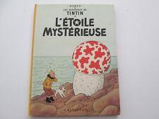 TINTIN L'ETOILE MYSTERIEUSE B42 1975 ETAT BE
