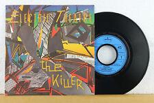 "7"" - ELECTRIC THEATRE - The Killer - Mercury 1985 & Single Facts"