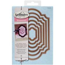 Spellbinders Nestabilities Dies - S5-127 Labels 28