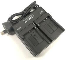 Dual Battery Charger For Olympus Li-50B Li-90B Li-92B TG-1 TG-2 TG-3 TG-4 TG-5