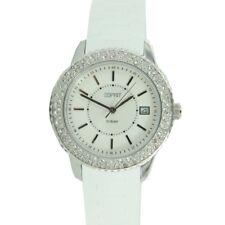 Esprit Damen Uhr Marin Glints White ES106212002 Strass NEU