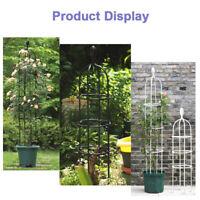Gardening Stand Flower Display Climbing Plant Rack Vine Holder Suppo