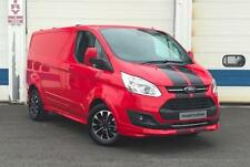Ford Commercial Van-Delivery, Cargoes with Alarm