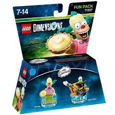 LEGO Dimensions Fun Pack Krusti Simpsons 71227 Plattformunabhängig NEUWARE