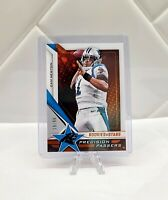 2019 Panini Rookies And Stars Cam Newton Precision Passers 19/99