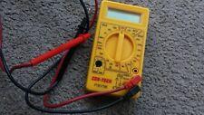 Cen Tech Multimeter P30756