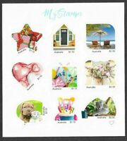 Australia-My Stamps  new issue 2020 Scarce release mnh sheet