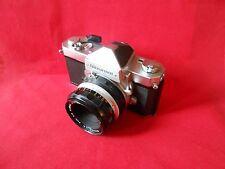 Nikon Nikkormat Objektiv Nikkon-H.C.1:2/ 50mm