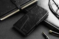 Funda libro piel sintetica tapa silicona monedero Huawei P20 Lite