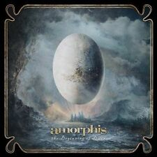 AMORPHIS THE BEGINNING OF TIMES BRAND NEW SEALED CD