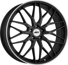 AEZ Felgen Crest dark 7.5Jx17 ET35 5x112 für Opel Adam Astra Combo Corsa Meriva