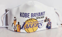 KOBE BRYANT  LOS ANGLES LAKERS - Facemask
