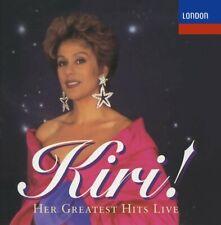 Kiri Te Kanawa - A 50th Birthday Celebration Of Greatest Hits Live CD NEW/SEALED