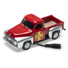 Lighted 1:48 Scale 1953 Ford Santa Fe Pickup Truck train layout O gauge