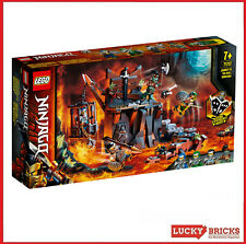 LEGO® NINJAGO™ - 71717 Reise zu den Totenkopfverliesen + NEU & OVP +