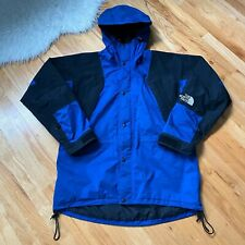 The North Face Vintage Gore-Tex Mountain Light Jacket Blue Large