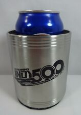 2017 Indianapolis 500 Collectors Stainless Steel Can Cooler Indy 500 IMS New