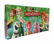 Party Family Board Game MONOPOLY Frozen Fever (For 2~8 Players)