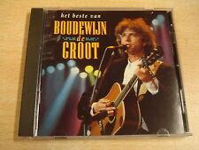 CD / HET BESTE VAN BOUDEWIJN DE GROOT
