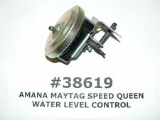 AMANA SPEED QUEEN MAYTAG OEM WATER LEVEL SWITCH #38619 WITH FREE SHIPPING