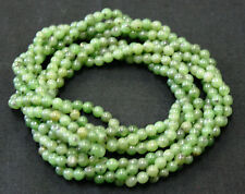 Twist A Bead Genuine 1980's Original Necklace 32-35 inch strands-JADE 1 strand