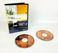 Microsoft Office Professional Edition 2003 w/ Business Contact Manager Upgrade
