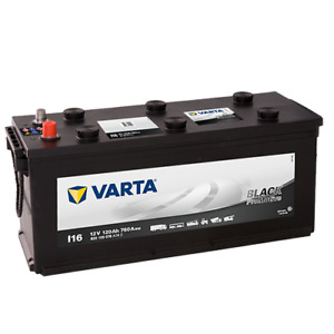 BATTERIA VARTA 12V 120AH 760A(SPUNTO)  BLACK PROMOTIVE