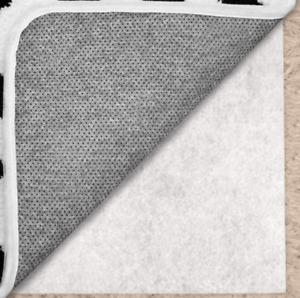 Gorilla Grip Original Area Rug Gripper Pad 4 Carpeted Floors 2'x3' NEW/Sealed