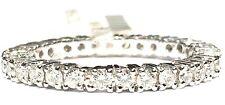 anello veretta eternelle oro bianco 18 kt diamanti ct 0,78 colre F purezza VVS1