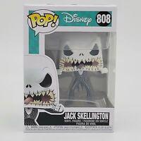 FUNKO POP! Disney Jack Skellington #808 Nightmare Before Christmas Vinyl Figure