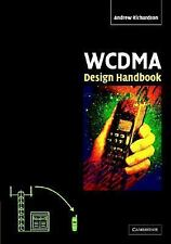 WCDMA Design Handbook Richardson, Andrew Books-Good Condition