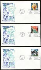 Set of 15 - Celebrating The Century ArtMaster 1970's First Day Covers z16