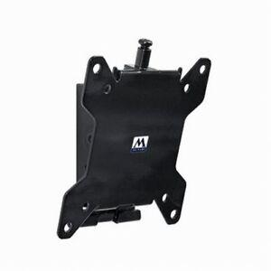 "Munari mline sp528 Supporto muro parete TV LED LCD 10""-30"" vesa 75 100 max 15kg"
